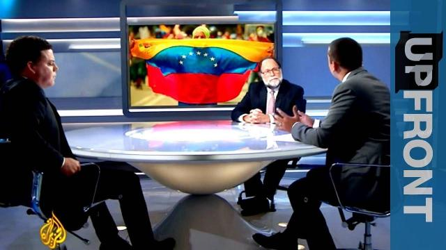 Embedded thumbnail for Who is to blame for Venezuela's economic collapse?